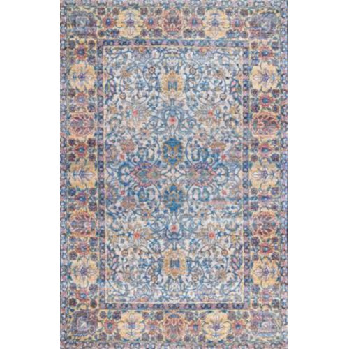 Maggie Blue Rectangular: 5 Ft. x 8 Ft. Rug