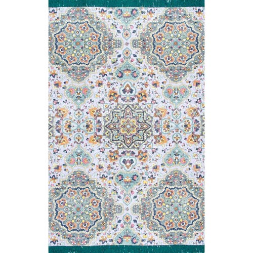 Lilac Rectangular: 5 Ft. x 8 Ft. Rug