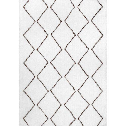 Corinth Natural Rectangular: 3 Ft. 6 In. x 5 Ft. 6 In. Rug