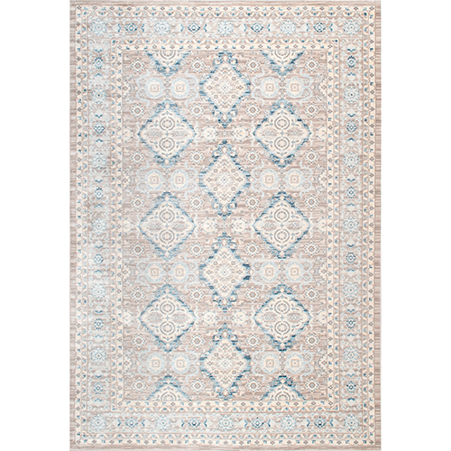 Nuloom Bowlin Taupe Runner 2 Ft 6 In X 8 Ft Rug Kkvc01a 2608