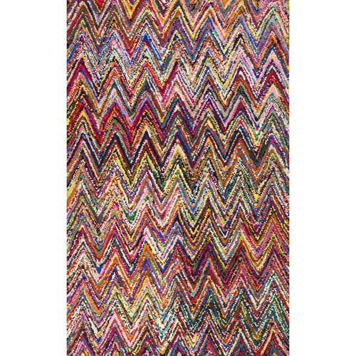 Multicolor Runner: 2 Ft. 6 In. x 10 Ft.