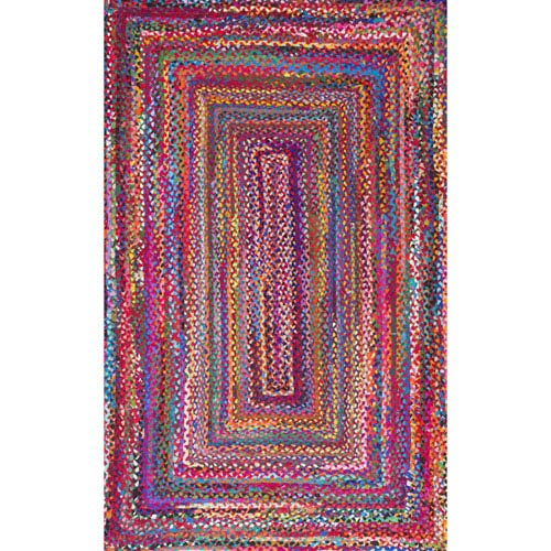 nuLOOM Tammara Multicolor Rectangular: 2 Ft. x 3 Ft. Rug