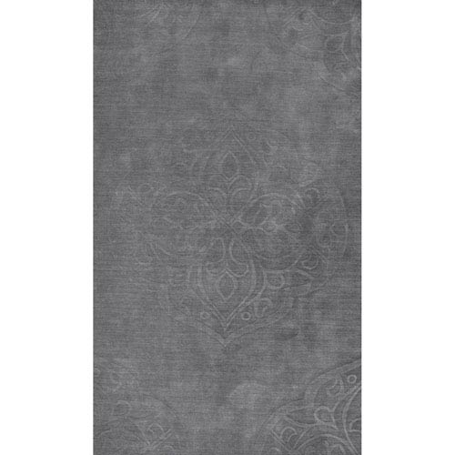 Strother Grey Rectangular: 5 Ft. x 8 Ft.