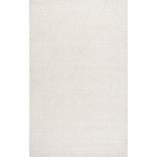 nuLOOM Strother Ivory Rectangular: 5 Ft. x 8 Ft.