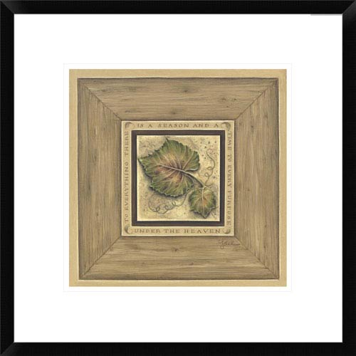 Global Gallery A Time To Every Purpose By Constance Lael, 18 X 18-Inch Wall Art