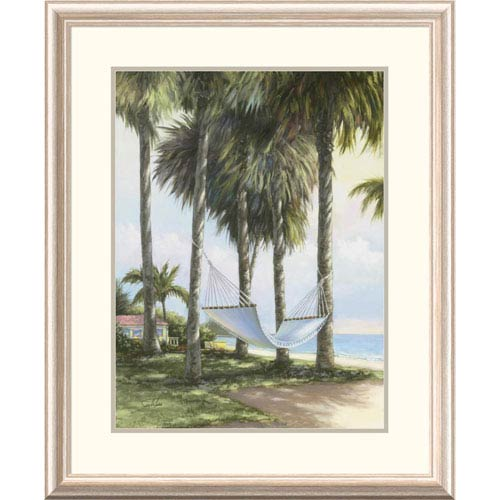 Global Gallery Summer Breeze By Sambataro, 32 X 26-Inch Wall Art