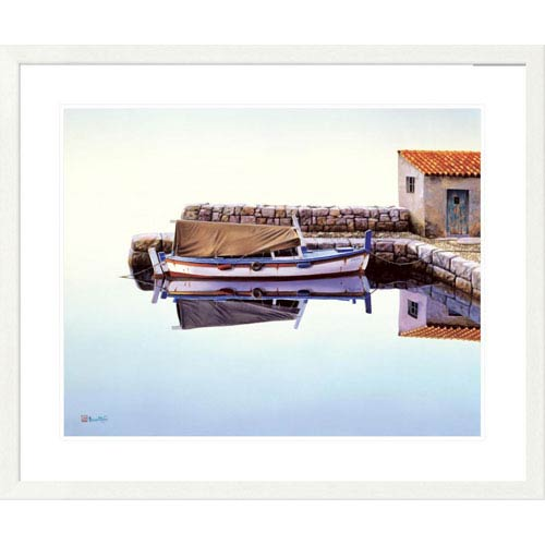 Global Gallery September Morning By Frane Mlinar, 30 X 36 Inch Wall Art