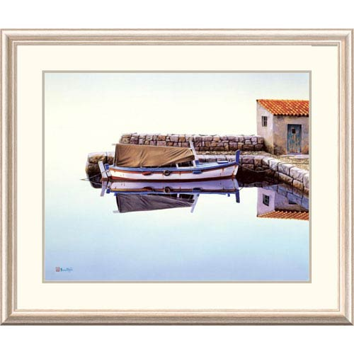 Global Gallery September Morning By Frane Mlinar, 30 X 36-Inch Wall Art