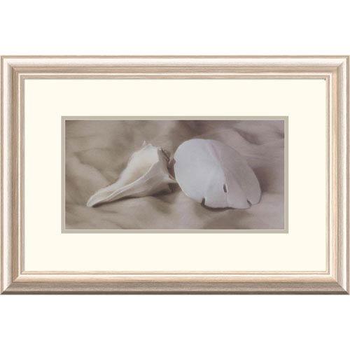 Global Gallery Shell Sonnet Lll By Judy Mandolf, 16 X 24-Inch Wall Art