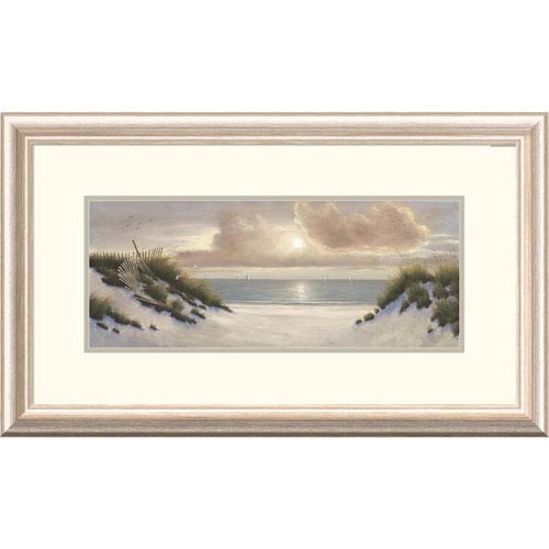 Global Gallery Summer Moments I By Diane Romanello, 16 X 28-Inch Wall Art