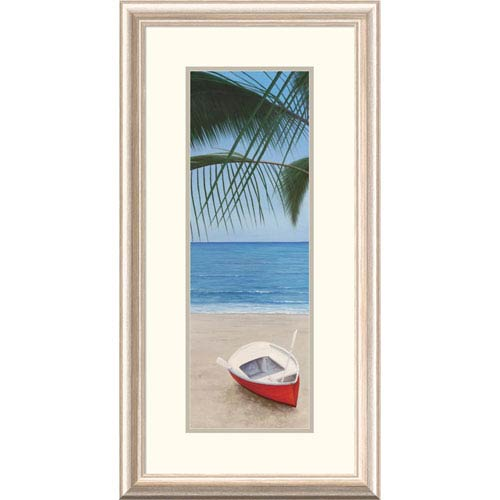 Global Gallery Escape To Paradise I By Diane Romanello, 28 X 16-Inch Wall Art