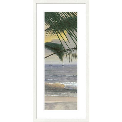 Global Gallery Paradiso Panel I By Diane Romanello, 44 X 20-Inch Wall Art