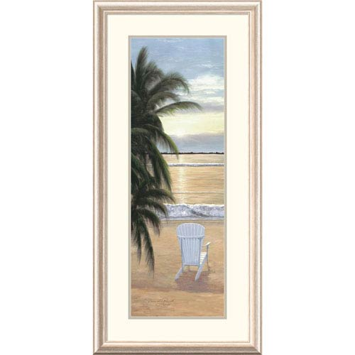 Global Gallery Life Is Good Panel I By Diane Romanello, 44 X 20-Inch Wall Art