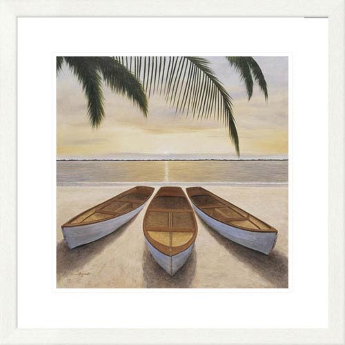 Global Gallery Sweet Dreams By Diane Romanello, 26 X 26-Inch Wall Art