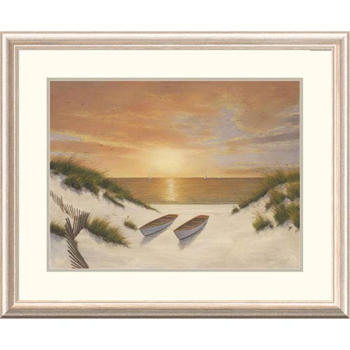 Global Gallery Sunset Serenade By Diane Romanello, 26 X 32-Inch Wall Art