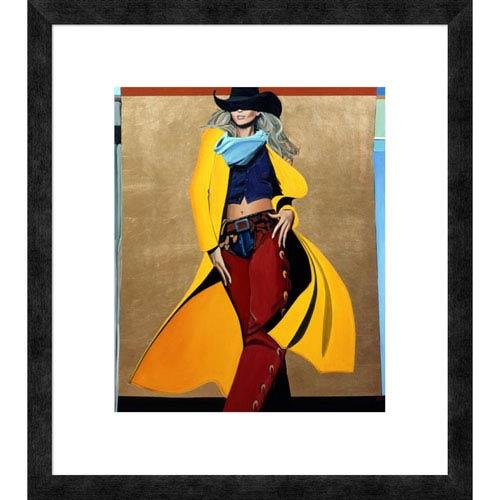 Global Gallery The Runaway By David Devary, 24 X 21-Inch Wall Art