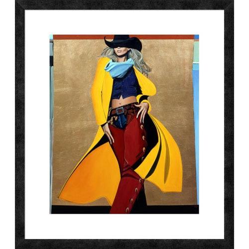 Global Gallery The Runaway By David Devary, 30 X 26-Inch Wall Art