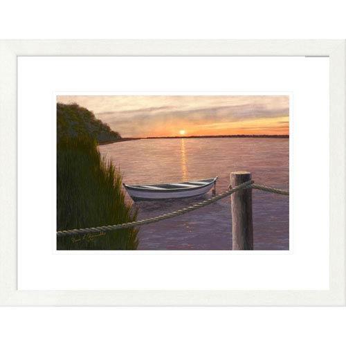 Global Gallery Setting Sun By Diane Romanello, 20 X 26-Inch Wall Art