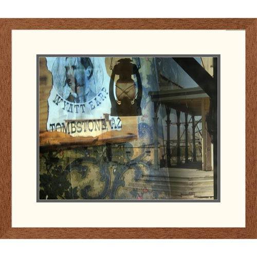 Global Gallery Wyatt Earp By Suzanne Silk, 24 X 28-Inch Wall Art