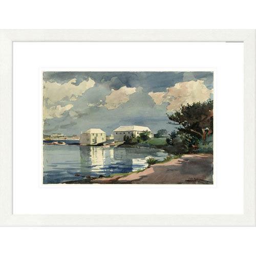Global Gallery Salt Kettle Bermuda By Winslow Homer, 20 X 26-Inch Wall Art