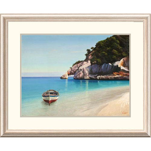 Global Gallery Baia Mediterranea By Adriano Galasso, 26 X 32-Inch Wall Art