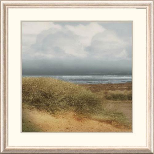 Global Gallery Seaside I Right By Judy Mandolf, 32 X 32-Inch Wall Art