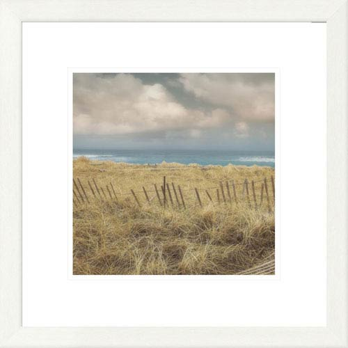 Global Gallery Seaside Ii Left By Judy Mandolf, 20 X 20-Inch Wall Art