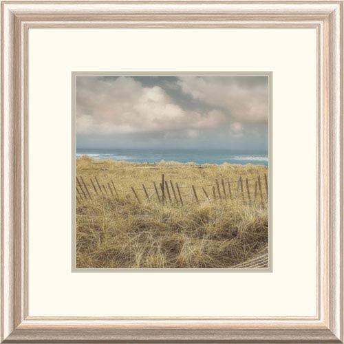 Global Gallery Seaside Ii Left By Judy Mandolf, 20 X 20-Inch Wall Art