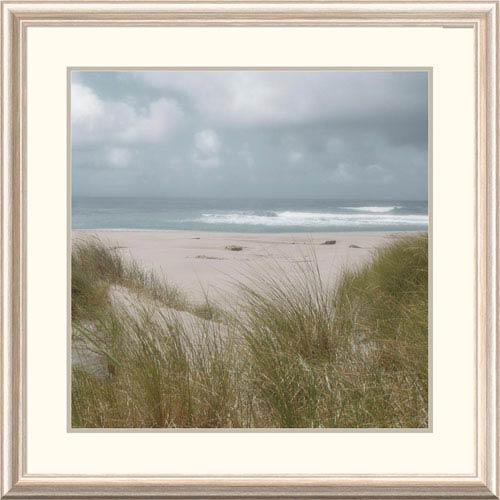 Global Gallery Seaside Ii Right By Judy Mandolf, 32 X 32-Inch Wall Art
