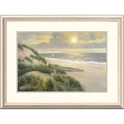 Global Gallery Morning Meditation By Diane Romanello, 24 X 32-Inch Wall Art