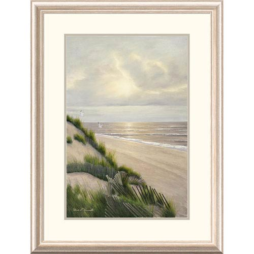 Global Gallery Morning Tide By Diane Romanello, 32 X 24-Inch Wall Art