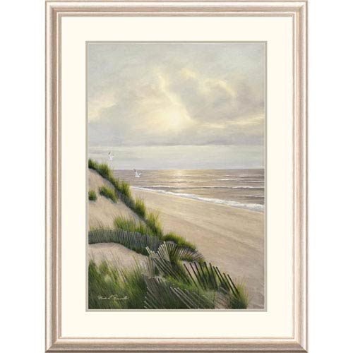 Global Gallery Morning Tide By Diane Romanello, 38 X 28-Inch Wall Art