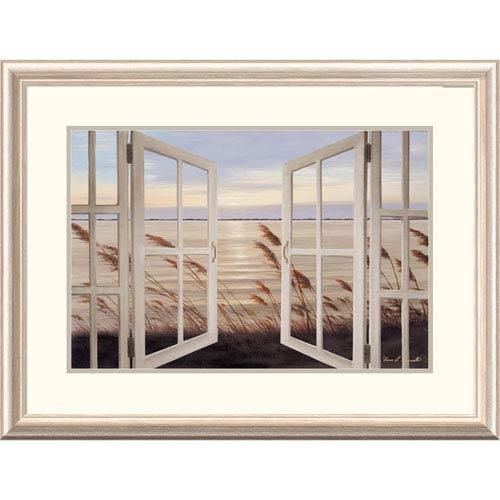 Global Gallery Salt Air Breeze By Diane Romanello, 24 X 32-Inch Wall Art
