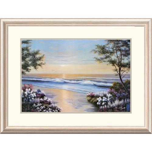 Global Gallery Ocean Breeze By Diane Romanello, 24 X 32-Inch Wall Art