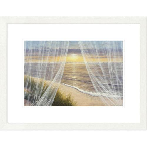 Global Gallery Warm Breeze By Diane Romanello, 20 X 26-Inch Wall Art