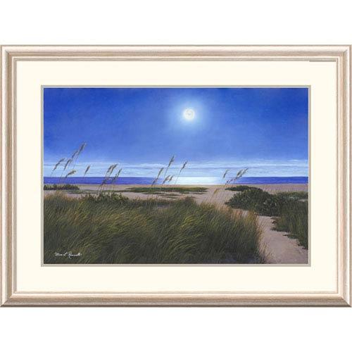 Global Gallery Blue Moon By Diane Romanello, 28 X 38-Inch Wall Art