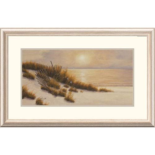 Global Gallery Evening Meditation By Diane Romanello, 20 X 32-Inch Wall Art