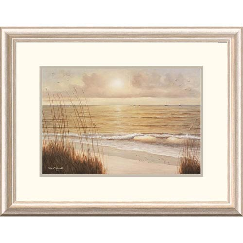 Global Gallery Ocean Glow By Diane Romanello, 20 X 26-Inch Wall Art