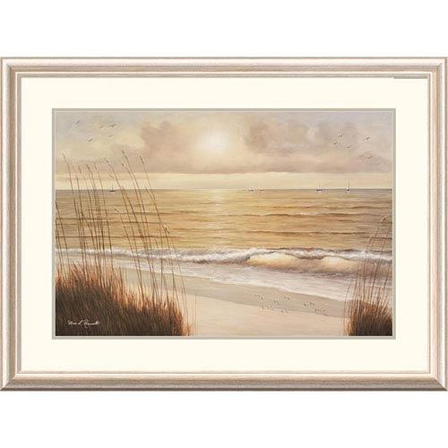 Global Gallery Ocean Glow By Diane Romanello, 28 X 38-Inch Wall Art