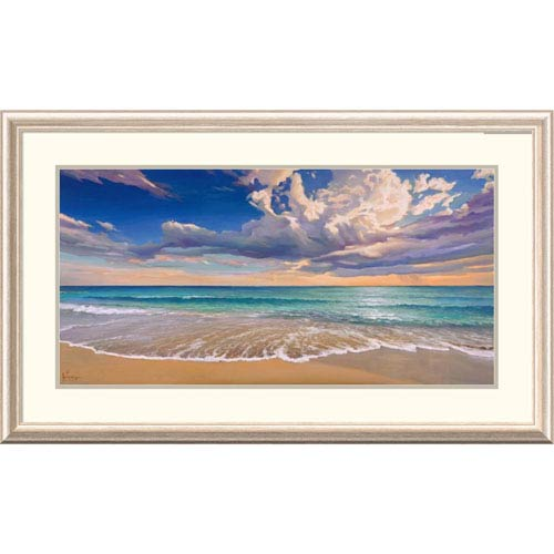 Global Gallery Onda D Oceano By Adriano Galasso, 26 X 44-Inch Wall Art