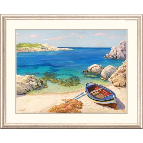 Global Gallery Sardegna By Adriano Galasso, 32 X 40-Inch Wall Art
