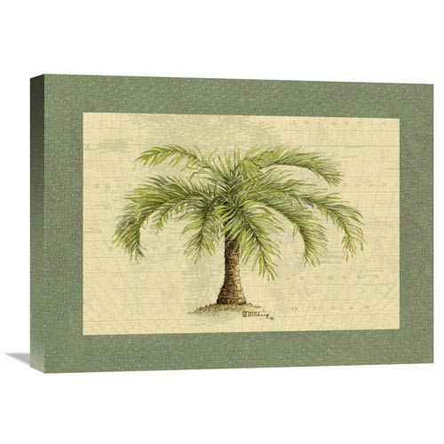Global Gallery Cape Florida By Janet Kruskamp, 24 X 18-Inch Wall Art