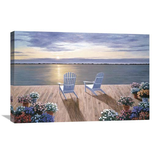 Global Gallery Among Friends I By Diane Romanello, 30 X 20-Inch Wall Art