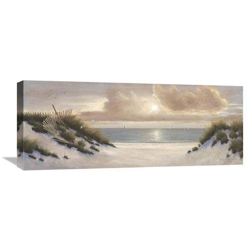 Global Gallery Summer Moments I By Diane Romanello, 30 X 12-Inch Wall Art