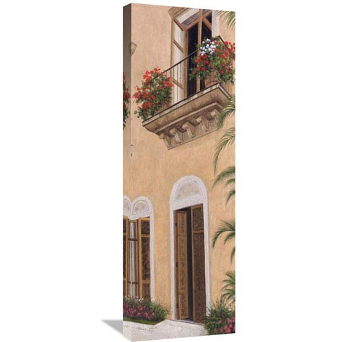 Global Gallery Tuscan Dreams Ii By Diane Romanello, 12 X 36-Inch Wall Art