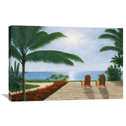 Global Gallery Magic Moments By Diane Romanello, 36 X 24-Inch Wall Art