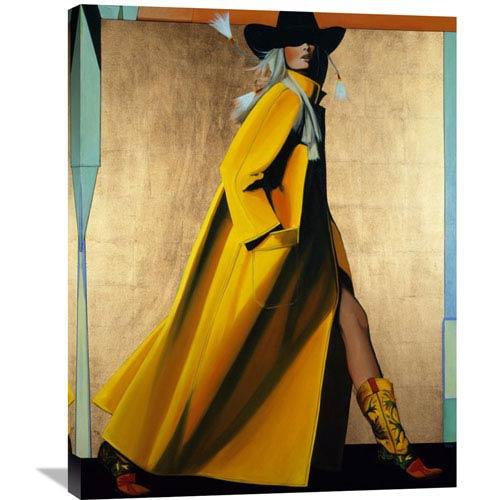 Global Gallery Follow Me By David Devary, 28 X 35-Inch Wall Art