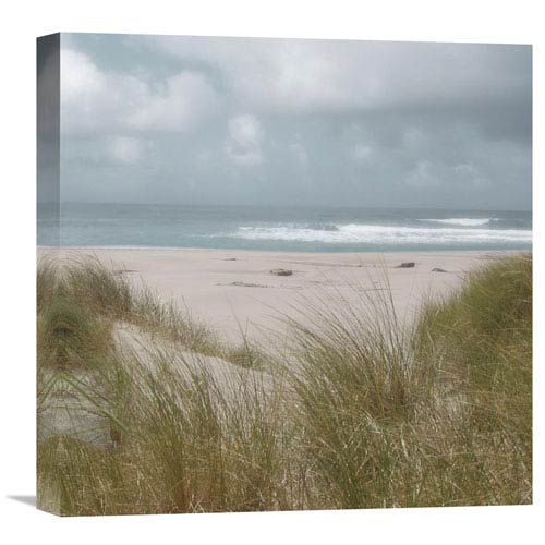 Global Gallery Seaside Ii Right By Judy Mandolf, 18 X 18-Inch Wall Art