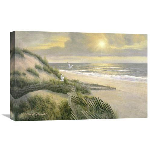 Global Gallery Morning Meditation By Diane Romanello, 24 X 16-Inch Wall Art