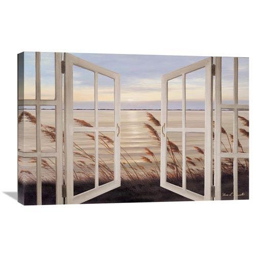 Global Gallery Salt Air Breeze By Diane Romanello, 30 X 20-Inch Wall Art